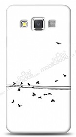 Dafoni Samsung Galaxy A3 Flying Birds Kılıf