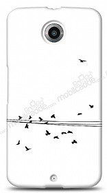 Dafoni Motorola Nexus 6 Flying Birds Kılıf