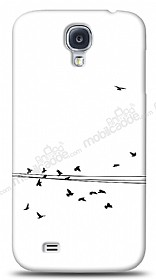 Samsung Galaxy i9500 S4 Flying Birds Kılıf