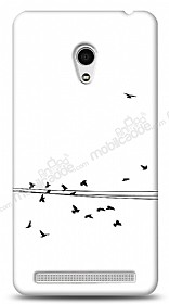 Asus ZenFone 6 Flying Birds Kılıf