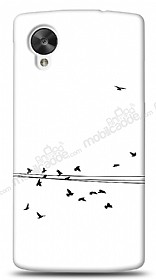 LG Nexus 5 Flying Birds Kılıf
