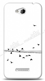 Dafoni HTC Desire 616 Flying Birds K�l�f