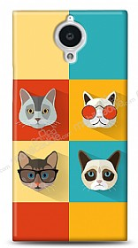 Dafoni General Mobile Discovery Elite Four Cats K�l�f