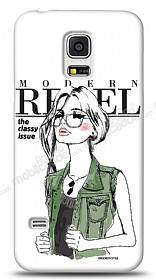 Dafoni Samsung Galaxy S5 mini Rebel K�l�f