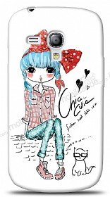 Samsung i8190 Galaxy S3 mini Cute Chic Kılıf
