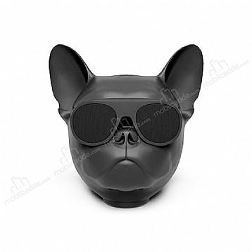Cortrea AeroBull Bulldog Siyah Mini Blueooth Hoparlör