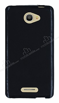 Alcatel POP 4S (5.5) Siyah Silikon Kılıf
