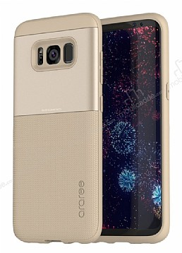 Araree Amy Classic Samsung Galaxy S8 Plus Ultra Koruma Hazelnut Kılıf