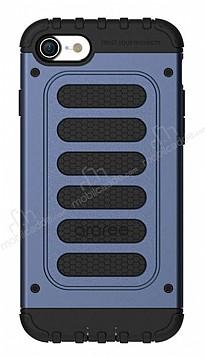 Araree Wrangler Force iPhone 7 / 8 Ultra Koruma Gravity Blue Kılıf