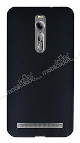 Asus ZenFone 2 ZE551ML Siyah Rubber Kılıf
