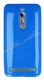 Asus ZenFone 2 Mavi Silikon Kılıf