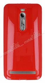 Asus ZenFone 2 Kırmızı Silikon Kılıf