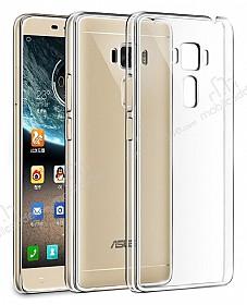 Asus Zenfone 3 Laser ZC551KL Şeffaf Kristal Kılıf
