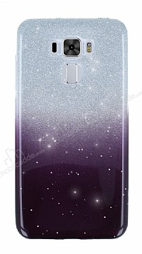 Asus Zenfone 3 Laser ZC551KL Simli Siyah Silikon Kılıf