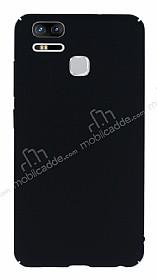 Asus ZenFone 3 Zoom Tam Kenar Koruma Siyah Rubber Kılıf