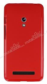 Asus ZenFone 5 Kırmızı Silikon Kılıf
