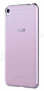 Asus Zenfone Live ZB501KL Ultra İnce Şeffaf Silikon Kılıf