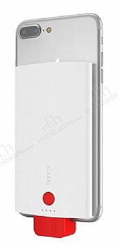 Baseus Backpack 4000 mAh Lightning Powerbank Beyaz Yedek Batarya