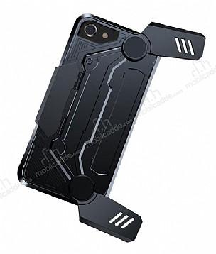 Baseus Gamepad iPhone 7 / 8 Standlı Siyah Oyun Kılıfı