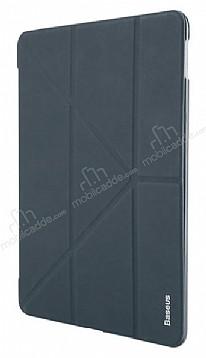 Baseus Simplism Y-Type iPad 10.5 Standlı Lacivert Deri Kılıf