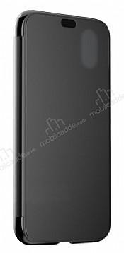 Baseus Touchable iPhone X İnce Kapaklı Siyah Kılıf
