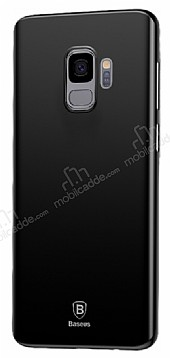Baseus Wing Samsung Galaxy S9 Ultra İnce Siyah Rubber Kılıf