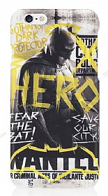 Batman Hero iPhone 6 / 6S Rubber Kılıf