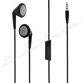 BlackBerry Orjinal Siyah Mikrofonlu Kulaklık