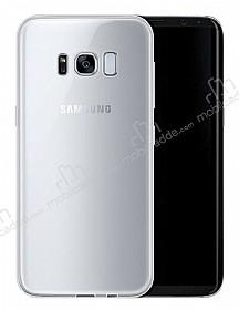 Blic Samsung Galaxy S8 Ultra İnce Şeffaf Kılıf