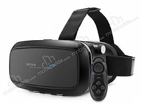 BlitzPower II VR Bluetooth Kontrol Kumandalı Siyah 3D Sanal Gerçeklik Gözlüğü