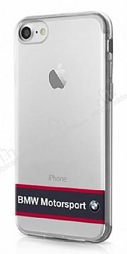 BMW iPhone 7 / 8 Şeffaf Silikon Kılıf