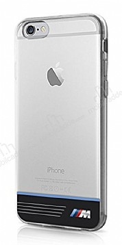 BMW iPhone 7 / 8 Şeffaf Soft Silikon Kılıf
