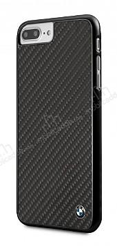 BMW iPhone 7 Plus / 8 Plus Karbon Silikon Kılıf