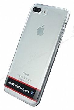 BMW iPhone 7 Plus / 8 Plus Siyah Silikon Kılıf