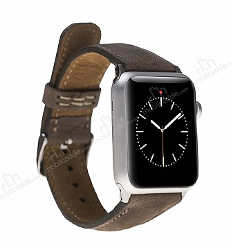 Bouletta Apple Watch Gerçek Deri Kordon G18 (38 mm)