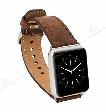 Bouletta Apple Watch Gerçek Deri Kordon G2 (38 mm)