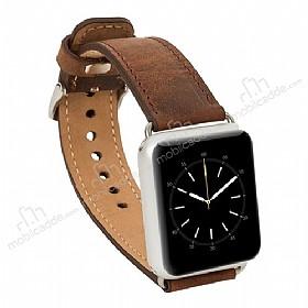Bouletta Apple Watch / Watch 2 Gerçek Deri Kordon G2 (42 mm)