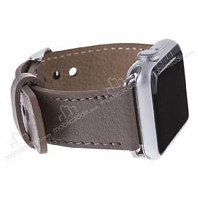 Bouletta Apple Watch Gerçek Deri Kordon FL06 (42 mm)