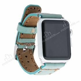 Bouletta Apple Watch Gerçek Deri Kordon G14 (42 mm)