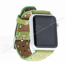 Bouletta Apple Watch Gerçek Deri Kordon G16 (38 mm)