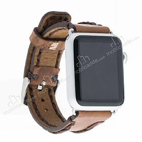 Bouletta Apple Watch Gerçek Deri Kordon G2 (38 mm)