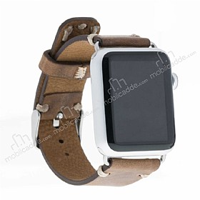 Bouletta Apple Watch / Watch 2 Gerçek Deri Kordon G6 (38 mm)