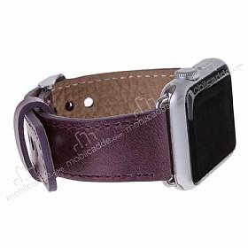 Bouletta Apple Watch Gerçek Deri Kordon G7 (42 mm)