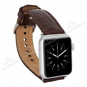 Bouletta Apple Watch Gerçek Deri Kordon K2 (38 mm)