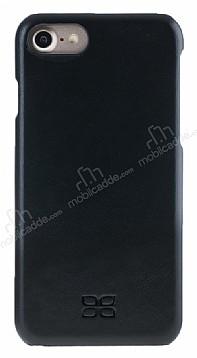 Bouletta Ultimate Jacket iPhone 7 / 8 RST1 Siyah Gerçek Deri Kılıf