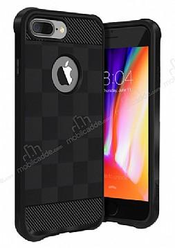 Buff Black Armor iPhone 8 Plus Ultra Koruma Siyah Kılıf