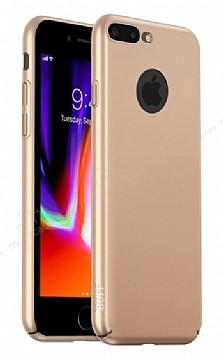 Buff Slim Fit iPhone 8 Plus Ultra Koruma Gold Kılıf