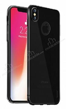 Buff Slim Fit iPhone X Ultra Koruma Şeffaf Kılıf
