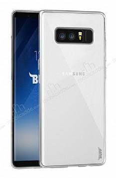 Buff Slim Fit Samsung Galaxy Note 8 Ultra Koruma Şeffaf Kılıf