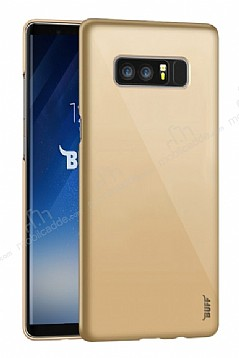 Buff Slim Fit Samsung Galaxy Note 8 Ultra Koruma Gold Kılıf